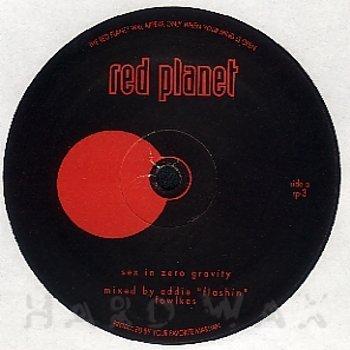 Red Planet: Sex In Zero Gravity. Intergalactic disco by Eddie Fowlkes