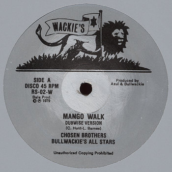 Cover art - Chosen Brothers: Mango Walk