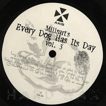 Cover art - Millsart: Every Dog Has Its Day III