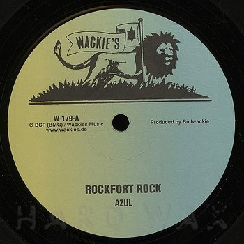 Cover art - Azul: Rockfort Rock