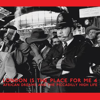 Cover art - Various Artists: London Is The Place For Me 4