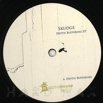 Cover art - Skudge: Depth Buffering EP