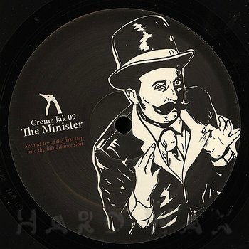 Cover art - The Minister: Second Try Of The First Step Into The Third Dimension