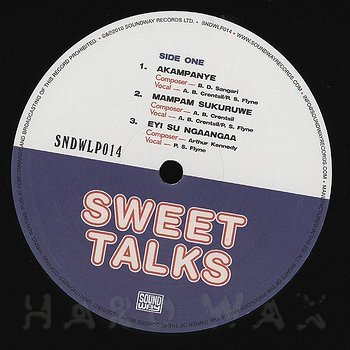 Cover art - Sweet Talks: The Kusum Beat