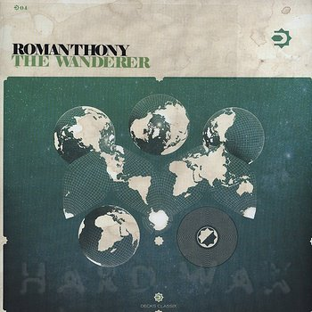 Cover art - Romanthony: The Wanderer
