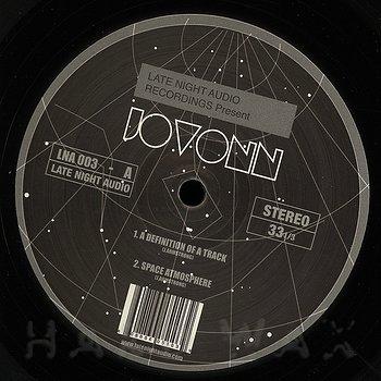 Cover art - Jovonn: Revival EP