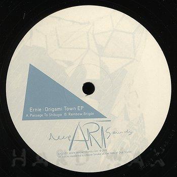 Cover art - Ernie: Origami Town EP