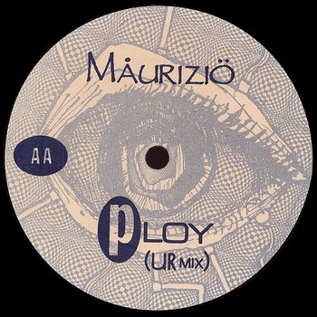 Cover art - Maurizio: Ploy