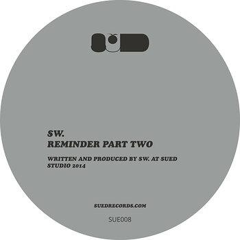 Cover art - SW: Reminder Part Two