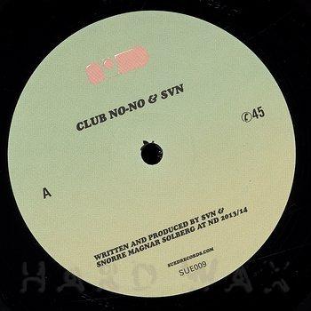 Cover art - Club No-No & SVN: Sued 9