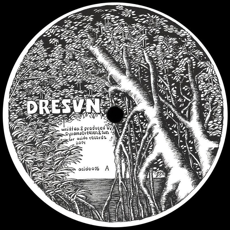 Cover art - Dresvn: Acido 16
