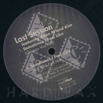 Cover art - The Innocent / Last Session: EP