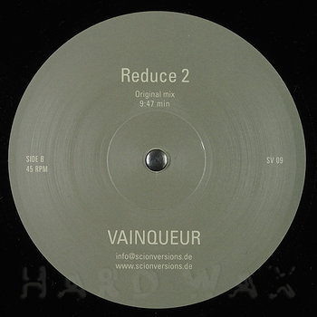 Cover art - Vainqueur: Reductions 1995–1997