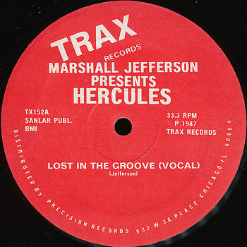 Cover art - Hercules: Lost In The Groove