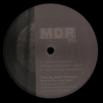Cover art - Marcel Dettmann: Planetary Assault Systems Remixes