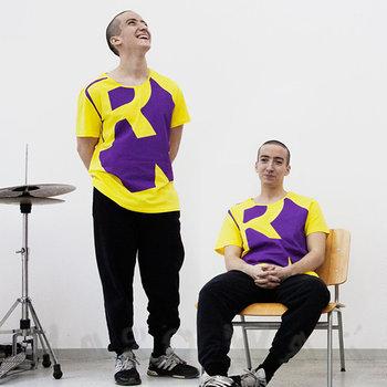 "Cover art - T-Shirt, Size XS: Perlon 2016 - ""R"""