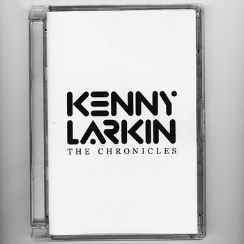 Cover art - Kenny Larkin: The Chronicles