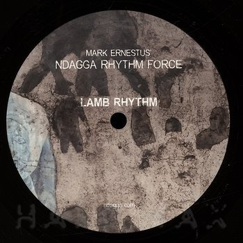 Cover art - Mark Ernestus' Ndagga Rhythm Force: Lamb Ji