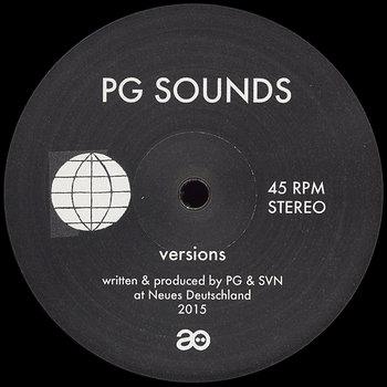 Cover art - PG Sounds: Versions