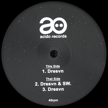 Cover art - Dresvn: Acido 25