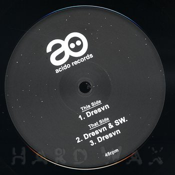 Cover art - Dresvn: Acido 25