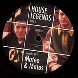 Cover art - Mateo & Matos: House Legends Vol. 1