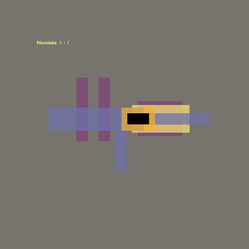 Cover art - Monolake: X I E