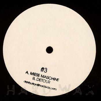 Cover art - Fiedel: Miese Machine
