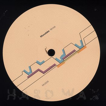 Cover art - Monolake: P A N
