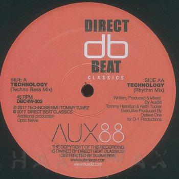 Cover art - Aux 88: Technology