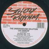 Cover art - The Underground Solution: Luv Dancin