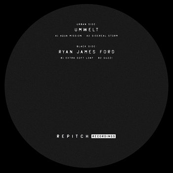 Cover art - Umwelt / Ryan James Ford: Repitch 9