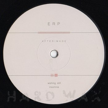 Cover art - E.R.P.: Afterimage