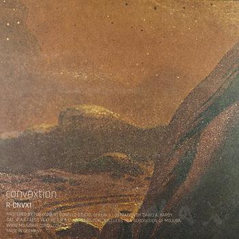 Cover art - Convextion: R-CNVX1