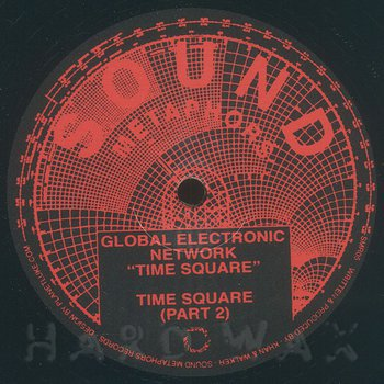 Cover art - G.E.N.: Time Square