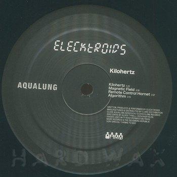 Cover art - Elecktroids: Kilohertz