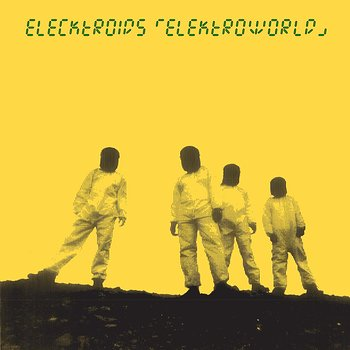 Cover art - Elecktroids: Elektroworld