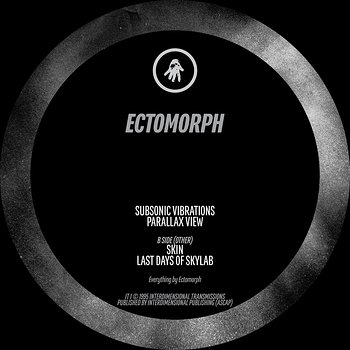 Cover art - Ectomorph: Subsonic Vibrations