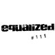 Cover art - EQD: Equalized 111