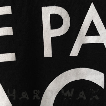 Cover art - T-Shirt, Black, Size L: Je Parle Acid
