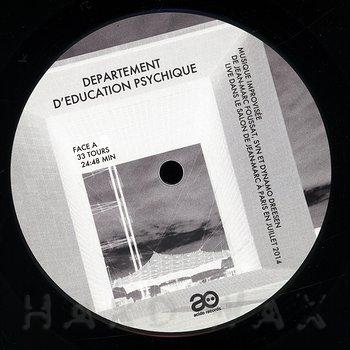 Cover art - Departement D'Education Psychique: Musique Improvisée