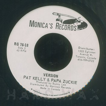 Cover art - Pat Kelly & Papa Zuckie: Down New York City