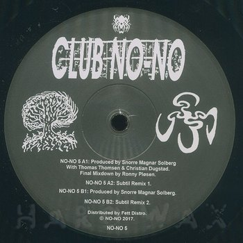 Cover art - Club No-No: No-No 5