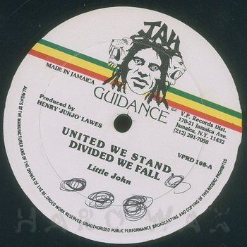 Cover art - Little John: United We Stand Divided We Fall