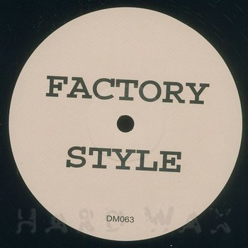 Cover art - Jammin The House Gerald: Factory Style