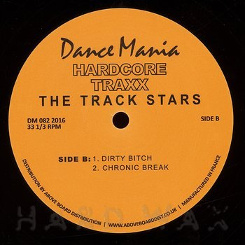 Cover art - Hardcore Traxx: The Track Stars