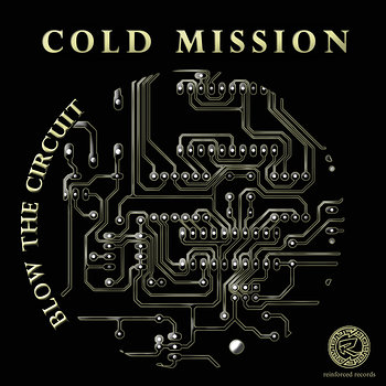 Cover art - Cold Mission: Dreamers