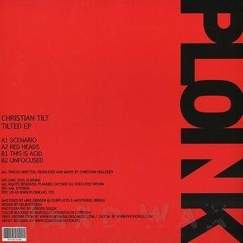Cover art - Christian Tilt: Tilted EP