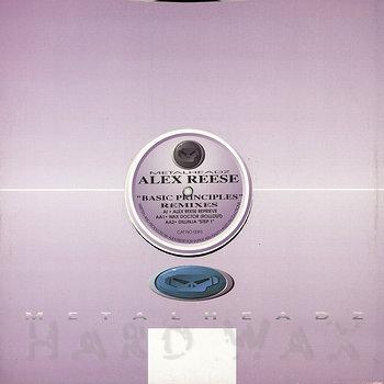 Cover art - Alex Reece: Basic Principles (Remixes)