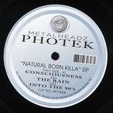 Cover art - Photek: Natural Born Killa EP